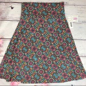3/$30 LULUROE Azure knit skirt size M NWT    NWT